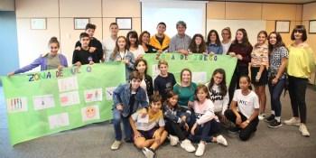 Alumnos del Salvador Dalí, ganadores del II Concurso de Ideas para Cambiar el Mundo