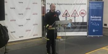 En España fallecieron 123 personas a causa de incendio durante 2018