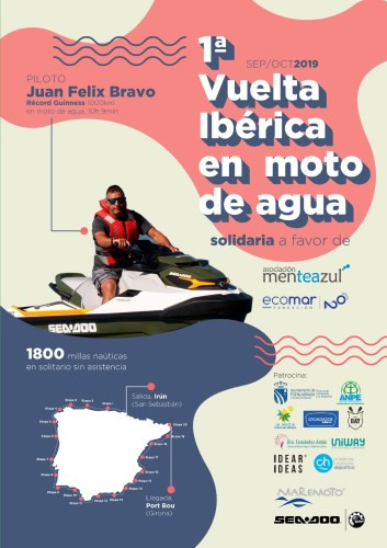 Juan Félix Bravo nos cuenta su I Vuelta Ibérica