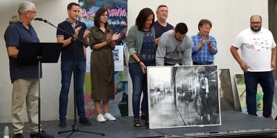 Richard García se llevó el Concurso de Pintura Rápida de Magenta