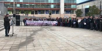 Fuenlabrada conmemora el Día Internacional Contra la Violencia de Género