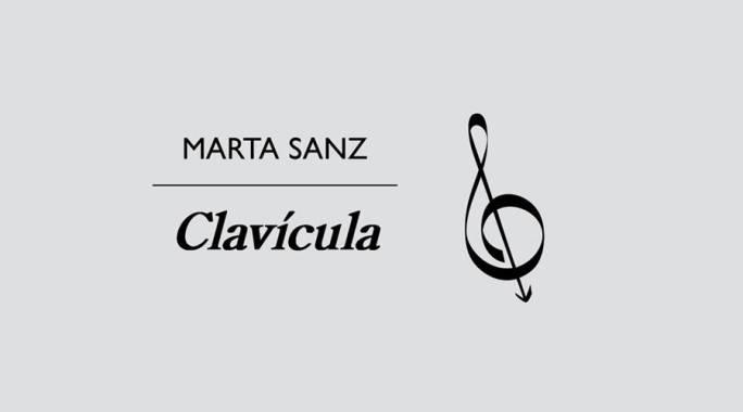 Marta Sanz habla de su obra Clavícula en el Café Literario
