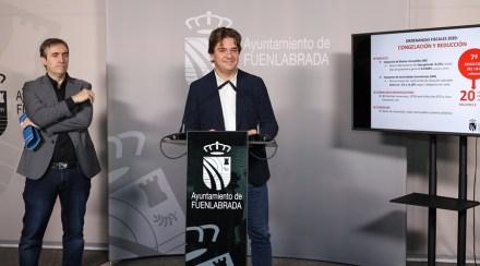 El equipo de Gobierno presenta un Presupuesto que asciende a 192 millones de euros