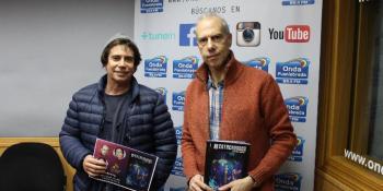 """Eduardo Zaramella y Carlos Bañuelos presentan su comic """"Entremundos"""""""