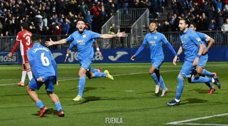 Un empate y una derrota para los equipos de Fuenlabrada