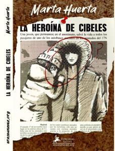 """Marta María Huerta presenta su libro """"La heroína de Cibeles"""""""