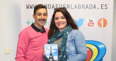 Laura Carbonell presenta su libro «París en el corazón»