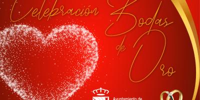 Homenaje, en el Día de San Valentín, a 29 parejas de cumplen sus Bodas de Oro