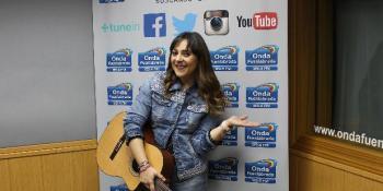 """Sara Jiménez presenta su nuevo trabajo """"Tatuándome de Sed"""""""