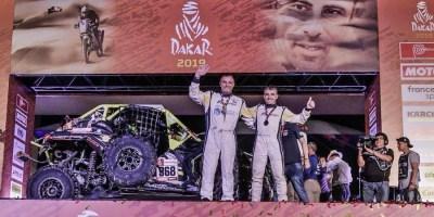 Juan Félix Bravo quiere volver al Rally Dakar en 2021
