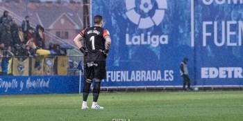 El Fuenlabrada comunica que Biel Ribas deja de pertenecer al club