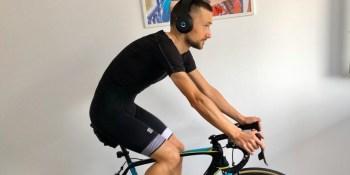 El ciclista fuenlabreño Edu Camarón nos cuenta su trabajo en confinamiento
