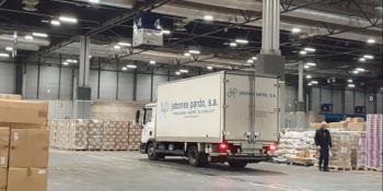 La empresa fuenlabreña Jabones Pardo dona 50.000 productos al hospital de IFEMA