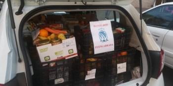 Rapartidos 11.000 kilos de alimentos desde el inicio del Estado de Alarma