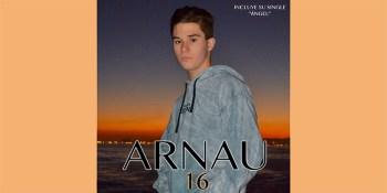 "Arnau presenta su primer EP: ""16"""