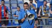 Mere Hermoso valora su temporada y media en el CF. Fuenlabrada