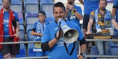 Mere Hermoso valora su temporada y media en el CF Fuenlabrada