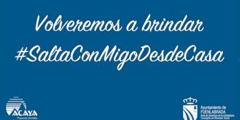 #SaltaConmigoDesdeCasa ofrece actividades de ocio para personas con diversidad funcional intelectual