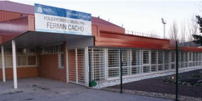 El lunes vuelve a abrir el Polideportivo municipal Fermín Cacho