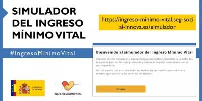 Acuerdo con la Seguridad Social para agilizar los trámites de solicitud del Ingreso Mínimo Vital