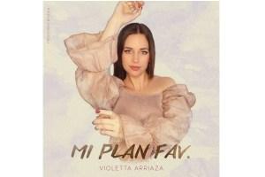 Violetta Arriaza irrumpe en el panorama musical español