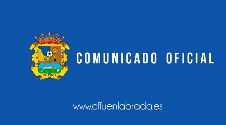 El Fuenla reporta un posible nuevo caso de COVID 19