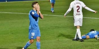 Debut de Franchu como titular en la victoria del Fuenla