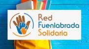 Campaña de recogida de productos de cuidado infantil dentro de la Red Solidaria de Fuenlabrada