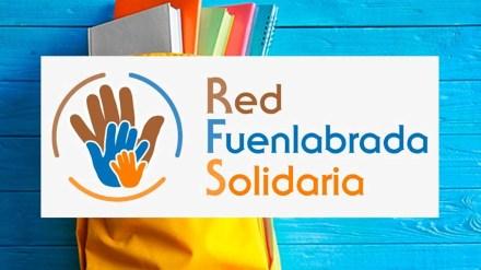 Nueva campaña de recogida de alimentos de la Red Fuenlabrada Solidaria