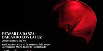 El Centro Coreográfico María Pagés acoge la mesa redonda 'Bailando con la luz'