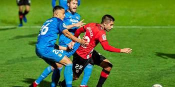 El Fuenla suma ante el Logroñés el tercer empate consecutivo
