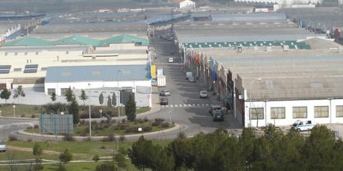 500.000 euros para mantenimiento y conservación de polígonos industriales