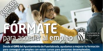 Nuevos cursos de formación del CIFE para personas desempleadas