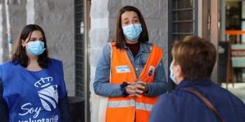 El Ayuntamiento premia a los voluntarios con 150 euros más en su Universiayuda por sus labores durante la pandemia