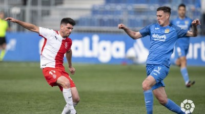El Fuenla sigue sin ganar en el Torres tras otro partidazo