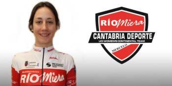 Carolina Esteban afronta su segundo año en Sub-23