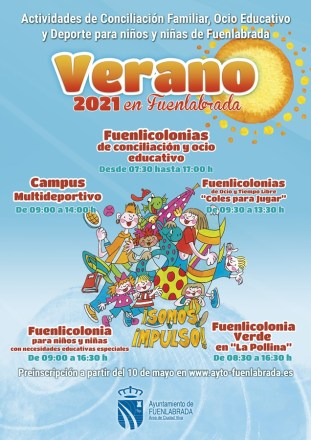 El Ayuntamiento lanza su oferta de Fuenlicolonias para este verano