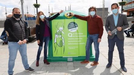 Literatura y reciclaje se unen para celebrar el Día del Libro