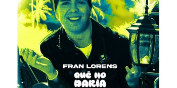 Primera apuesta artística de Fran Lorens