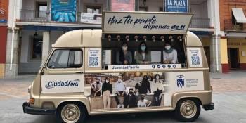 Nueva campaña de concienciación sobre el Covid-19 para los jóvenes de Fuenlabrada