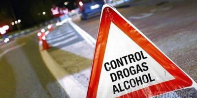 Campaña de control de alcoholemia y drogas en las vías urbanas