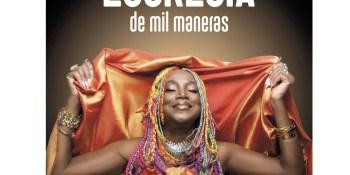 Lucrecia presenta su nuevo álbum