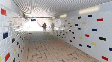 Reabierto el paso peatonal de la calle Pozuelo