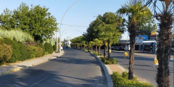 El Ayuntamiento realiza durante el verano obras de mantenimiento y mejora de zonas verdes