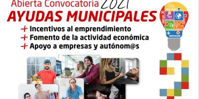 Nuevas ayudas municipales de 150.000 euros para los emprendedores de la ciudad