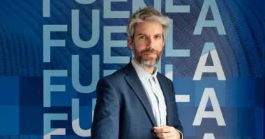 Daniel Vicente nos explica el Proyecto Fuenla 2030 del CF. Fuenlabrada
