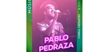 Concierto de Pablo Pedraza en Madrid