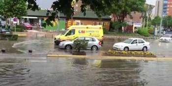 Comienzan las obras para paliar las inundaciones en varias zonas del municipio