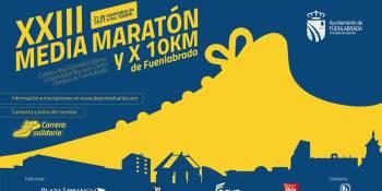 Vuelve la 10K y la Media Maratón de Fuenlabrada tras un año de parón