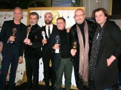 Michele Miglionico, Gianni Calignano, Nino Lettieri, Carlo Alberto Terranova, Giuseppe Fata, Steven Giuseppe[679]